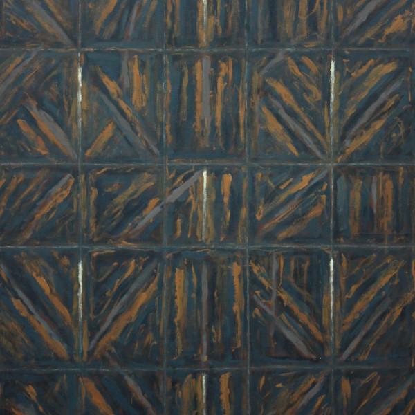Světla a stíny, 2007, 110x95 cm, akryl, plátno