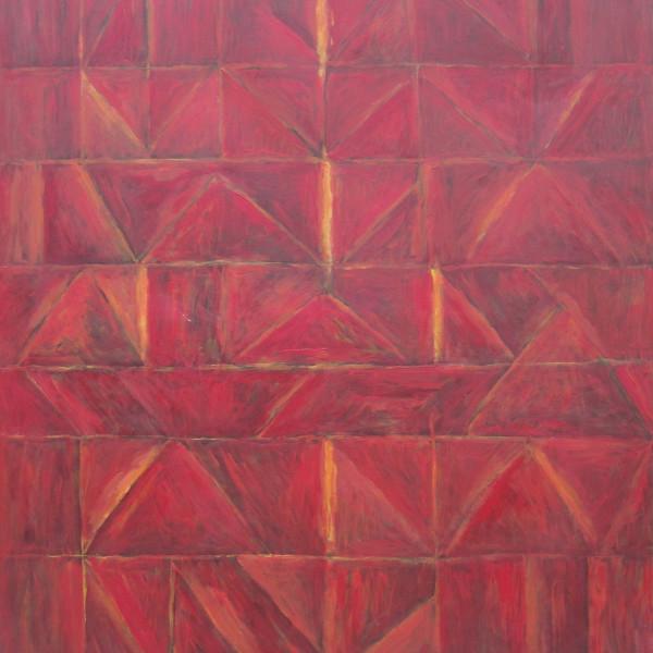 Zrození světla, 2006, 110x95 cm, akryl, plátno